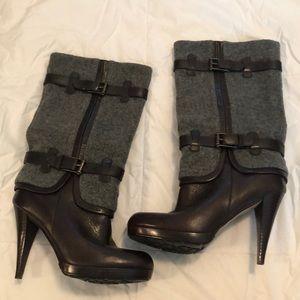 Beautiful Cole Haan heeled boots